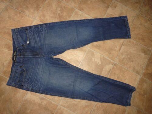 Noir Coupe Droite Jeans Coupe Homme Ajust O8wAq80Rx