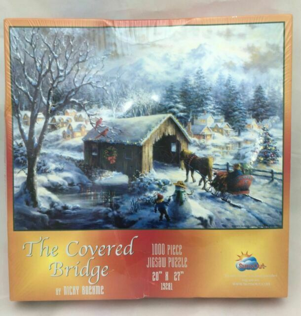 Covered Bridge Nicky Boehme 19281 1000