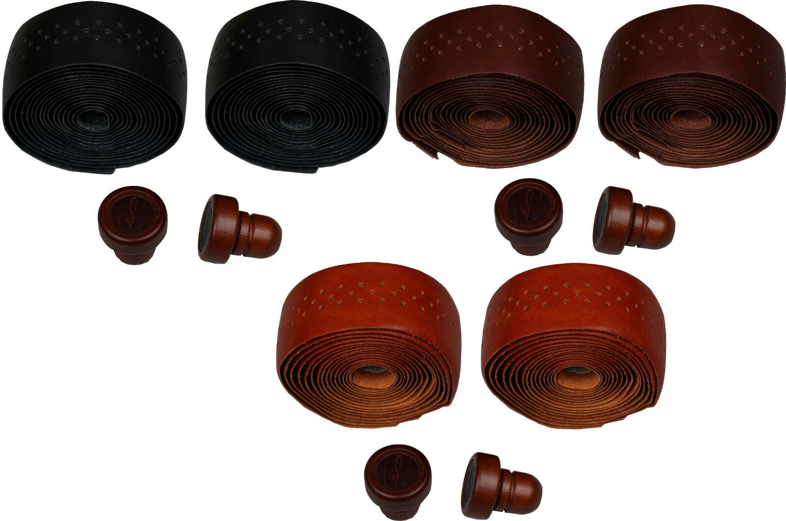 Contec Leather Handlebar Tape   Classic Exclusive Beetee