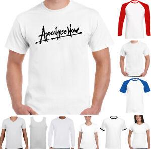Apocalypse-Now-T-Shirt-Retro-Movie-70-039-s-80-039-s-Film-Vietnam-Top-War-Movie