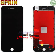 """Pantalla Completa para iPhone 7 Plus Negra 5,5"""" LCD + táctil Negro"""