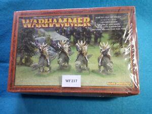 Warhammer-Dark-Elves-Cold-One-Knights-Box-Sealed-Metal-WF217