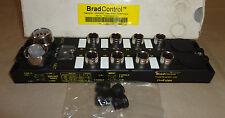 BRAD CONTROL TCDDN-8DOP-10U DEVICENET CLASSIC 8 PORT 16 PNP INTPUT WOODHEAD NEW