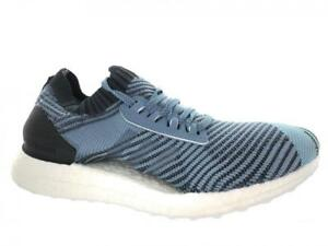 d425528a6cc7d Women s Adidas UltraBoost x Parley Running Shoes AQ0421 Raw Grey ...