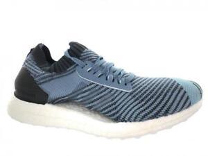 a7b01ef640a Women s Adidas UltraBoost x Parley Running Shoes AQ0421 Raw Grey ...