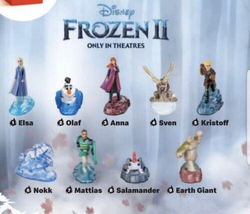 Disney/'s Frozen II Kristoff ❄️New 2019 McDonalds Happy Meal Toy #5 Sealed!