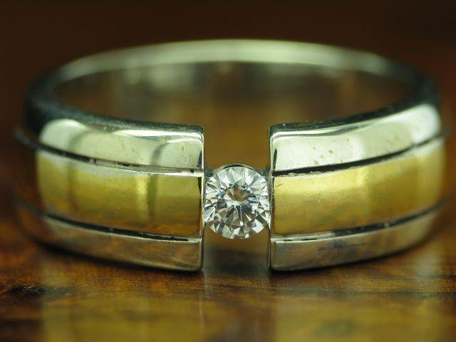 925 STERLING silver RING MIT ZIRKONIA BESATZ   ECHTsilver   4,8g   RG 53,5