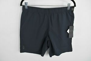 NEW-QOR-Tech-Ultra-Light-Athletic-Performance-Run-Shorts-Mens-Size-Small-Navy