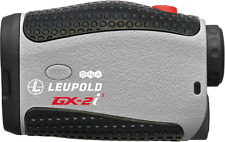NEW2017 Leupold GX-2i3 Golf Laser Range Finder w/ Slope & Club Selector GX2i3