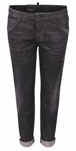 DSQUARED-D2-Hockney-Jeans-BLACK-GR-IT-40-D-34-S72LA0993-NEU-61363