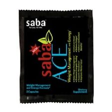 SABA  ACE Weight Loss Diet Pills 30 count NEW SEALED exp 05/18