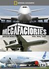 National Geographic - Megafactories - Aviation Wonders (DVD, 2013)