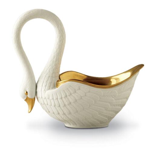 Medium L/'Objet Swan White