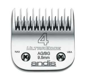 ANDIS 4 CLIPPER BLADE (SKIPTOOTH) 9.5mm.