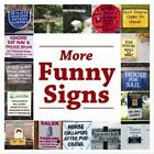 More Funny Signs by Lisa Firth (Paperback, 2015)