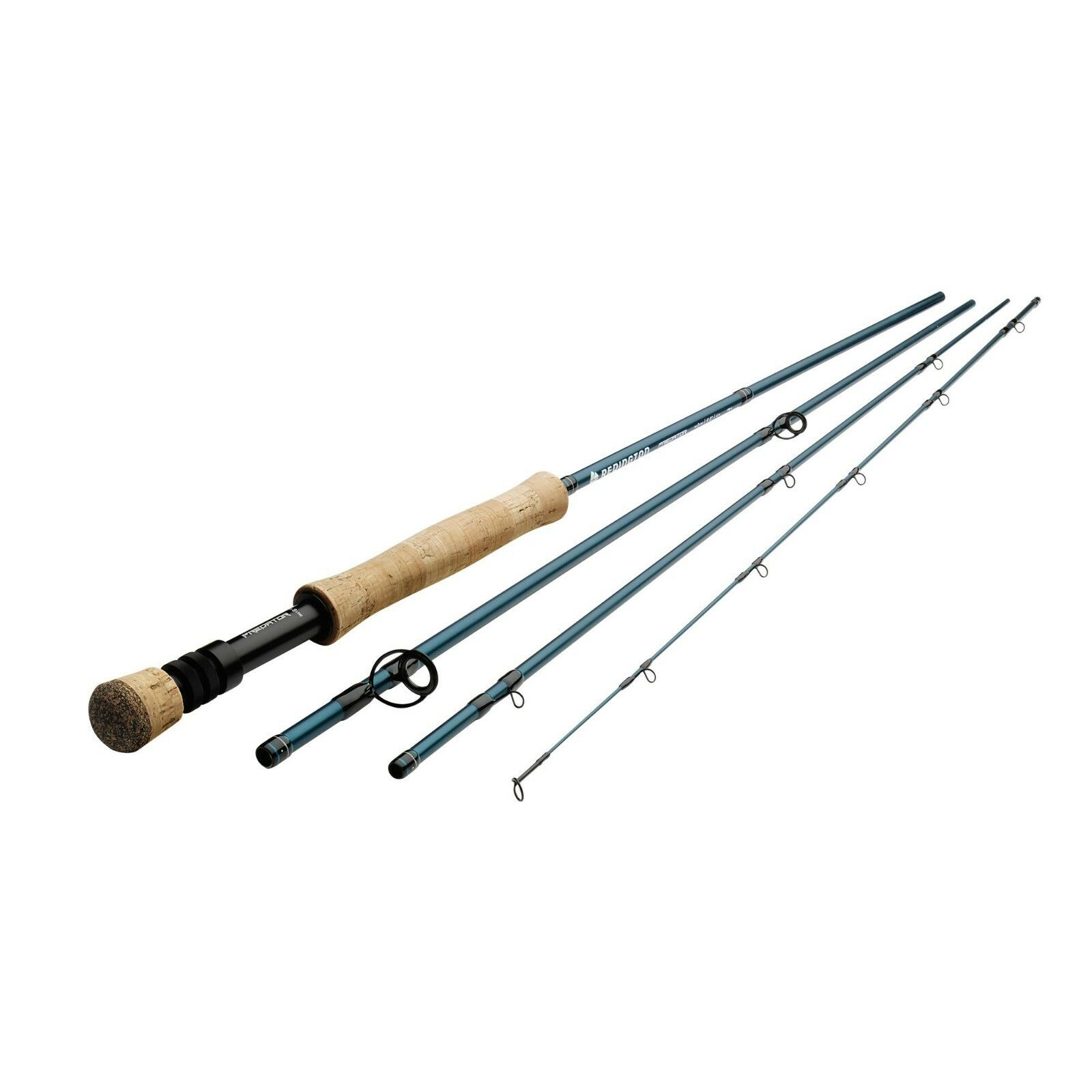 NEW REDINGTON PREDATOR 1290-4 SALTWATER  FRESHWATER 9' 12 WEIGHT FLY FISHING ROD