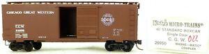Micro-Trains-Ligne-20950-c-G-W-91099-40-039-Standard-Boite-1-160-Ovp-H022-A