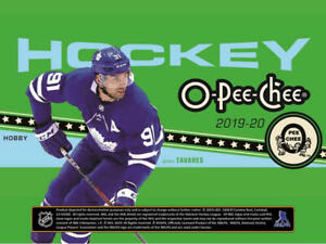 2019-20-O-Pee-Chee-19-20-OPC-Glossy-Gold-Border-Hockey-Pick-From-List-401-600