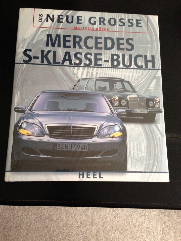 Mercedes S-Klasse-Buch, HEEL Matthias Røcke, Blad