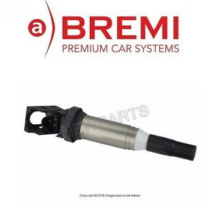 12137575010 Ignition Coil with Spark Plug Connector DELPHI Bremi 20360