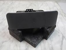 OEM 02-05 Kia Sedona Smoke Gray Lower Center Console Pull-Out Cup Holder