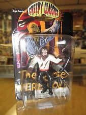 """Wolf Man Mini Figure 3"""" Universal Monsters X One X 2006 Factory Sealed on Card!"""