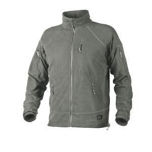 Original Helikon Tex Alpha Tactical Grid Lwh Loisirs Fleece Veste Jacket Lettre L Large-afficher Le Titre D'origine