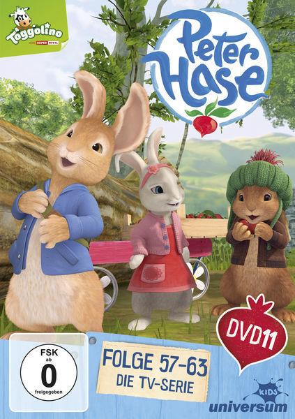 Peter Hase - DVD 11 - Die TV-Serie - Folge 57-63 - DVD