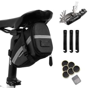 Hommie-16Pcs-Bike-Tyre-Repair-Multi-Bicycle-Puncture-Repair-Tool-Kit-Saddle-Bag