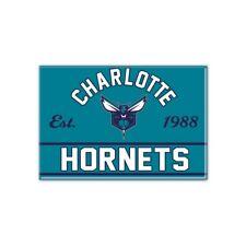 WinCraft NBA CHARLOTTE HORNETS Metall Magnet NEU/OVP