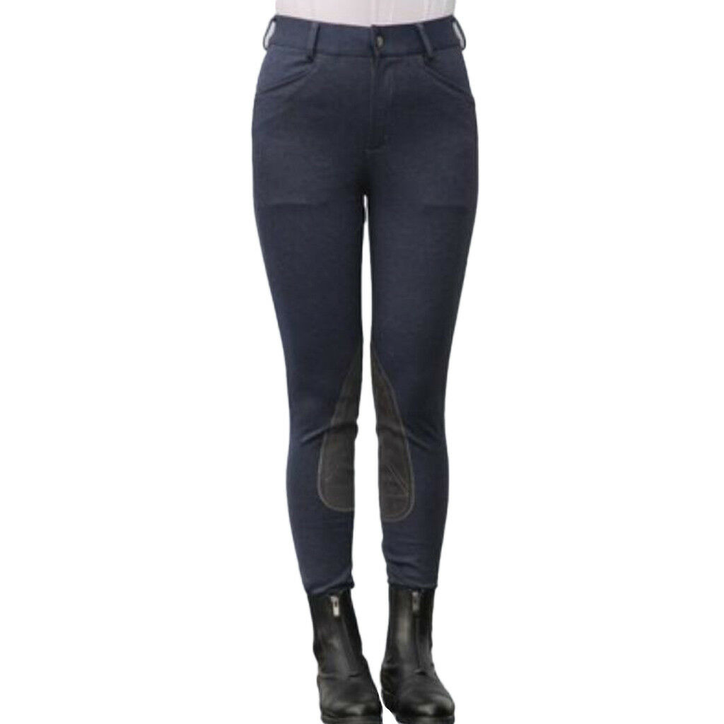 Comfort Cotton Jodphurs Equestrian Riding Pants Breeches Horse Riding Show