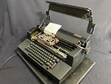Vintage Ibm Correcting Selectric Iii Electric Typewriter