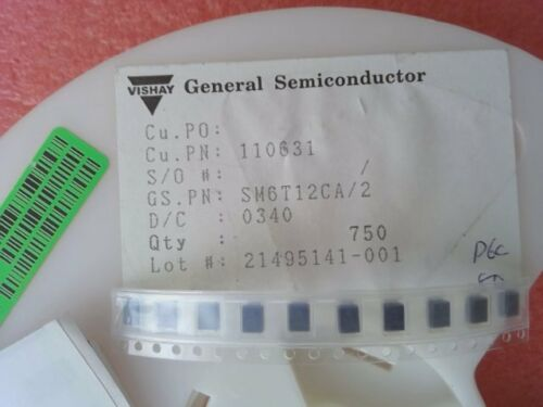 DO-214AA SM6T12CA NEU 600W 10 x TVS Diode Bi-Directional