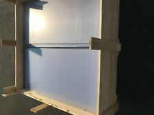 Polycarbonate Sheet 1 Piece 48 X 2375 X 18 Brand New With Protective Film