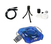 Accessory Kit For Canon Powershot D30 D20 S120 Sx170 Is Sx520 Sx280 Hs Camera