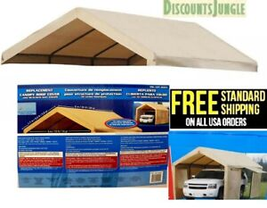 Roof Cover Top Replacement for Costco Carport Canopy ...