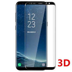 SAMSUNG-S8-S9-S10-VITRE-VERRE-TREMPE-3D-Film-De-Protection-Ecran-Integral-Total