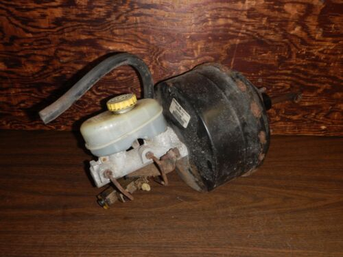 Jeep Wrangler TJ 97-02 Power Brake Booster Master Cylinder   52009135  FREE SHIP