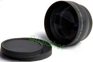 52mm-Telephoto-Lens-2X-Tele-for-Pentax-K10D-K110D-K100D