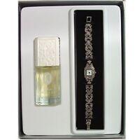 Jessica Mcclintock 1.7 Oz Edp Womens Perfume + Evening Elegant Watch Set Jmc on Sale