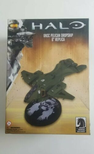 "UNSC Pelican Dropship 6/"" Replica HALO NEW. Dark Horse Comics"
