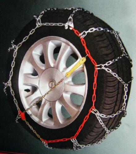 Estable cadenas de nieve 215//65 R 16 automóviles SUV Transporter con ö-norma V 5117-1112