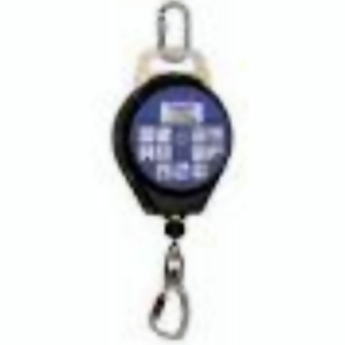 Fall Arrest Block 6 mtr for height safety Belts// Harnesses// Lanyards