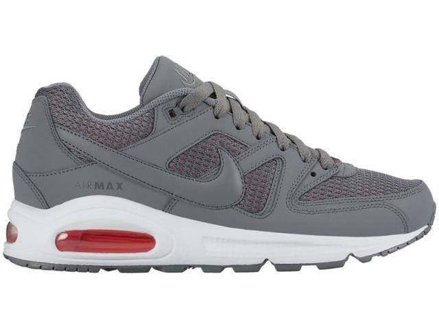 Damenschuhe Nike Gym AIR MAX Command 397690 020 Grau/Weiß Running Gym Nike Trainers UK 4.5 7ead53