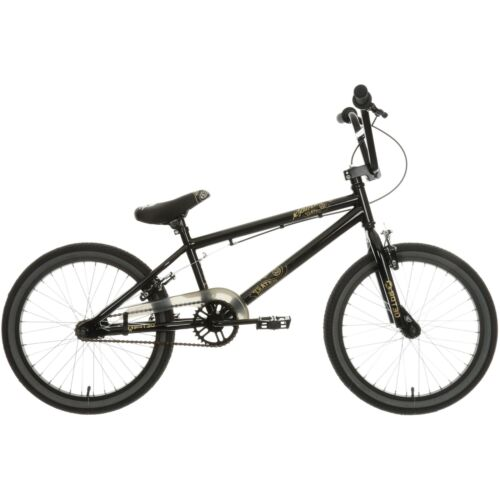 "X-Rated Spine BMX Bike 360° Handlebar Steel Freestyle 20/"" Inch Alloy Wheels"