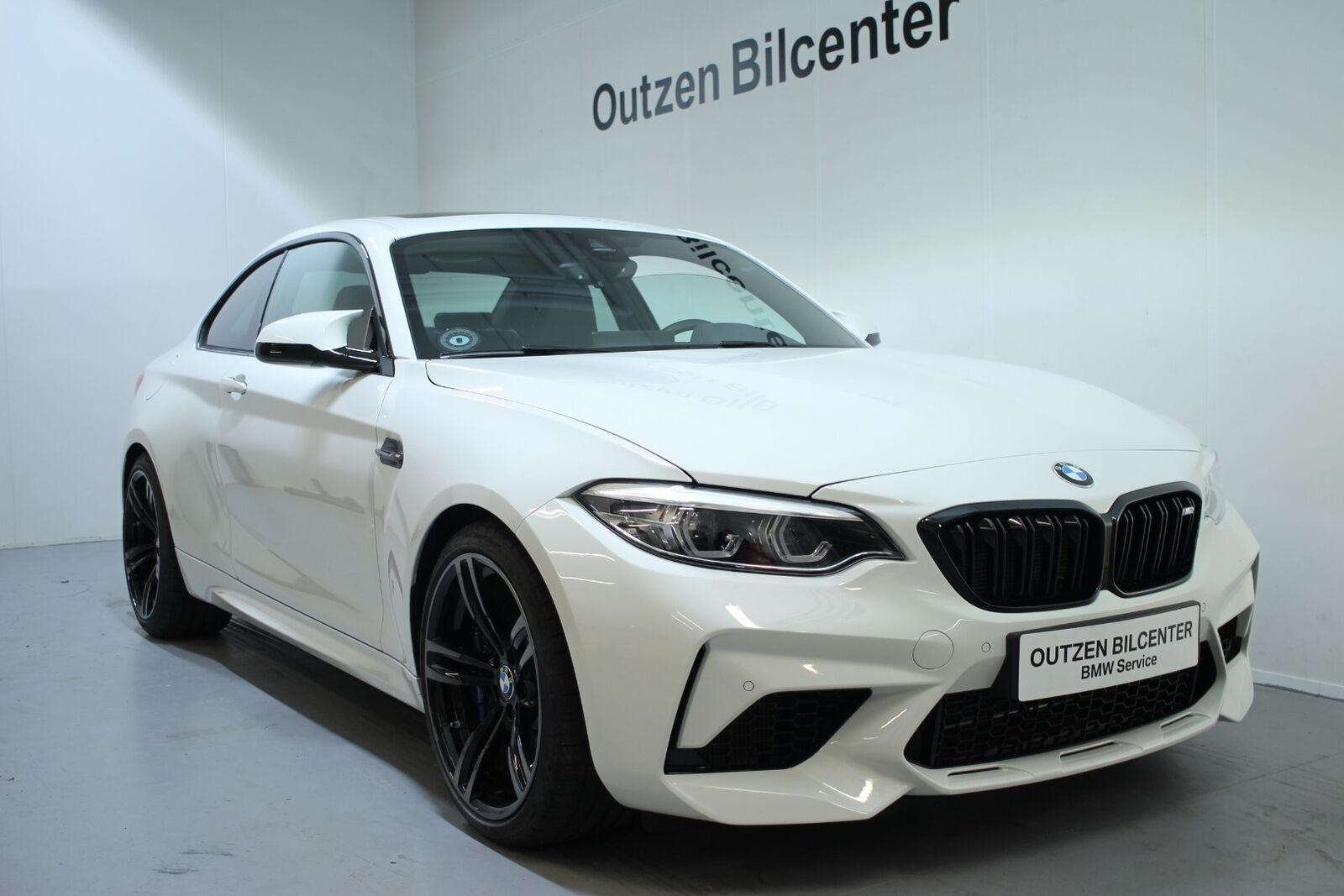 BMW M2 3,0 Coupé Competition aut. 2d