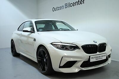 Annonce: BMW M2 3,0 Coupé Competition au... - Pris 0 kr.