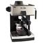 Mr-Coffee-ECM160-4-Cups-Steam-Espresso-amp-Cappuccino-Maker-Black-Silver thumbnail 1