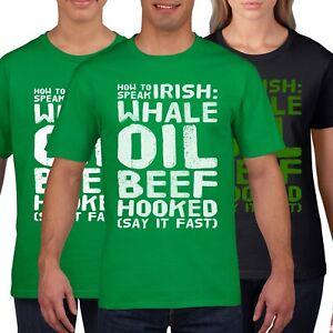 70b3be47 How To Speak Irish T-Shirt Funny St Patricks Day T Shirt Ireland Top ...