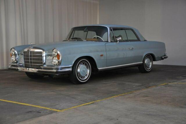 Mercedes 280 SEC